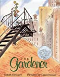 Stewart, Sarah: The Gardener (Turtleback School & Library Binding Edition)