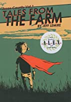 Essex County 1: Tales from the Farm by Jeff…