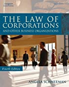 The Law of Corporations and Other Business…