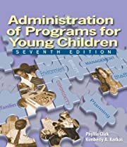 Administration of Programs for Young…