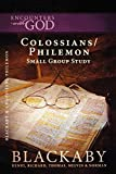 Blackaby, Henry: Colossians/Philemon: A Blackaby Bible Study Series (Encounters with God)