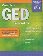 Complete GED Preparation by Steck-Vaughn