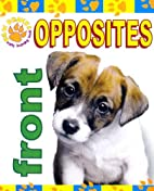 Opposites (Paw Prints Early Learning) by…