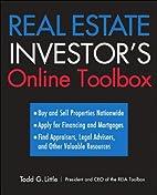 Real Estate Investor's Online Toolbox: Buy…