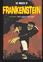 The Monster of Frankenstein by Dick Briefer
