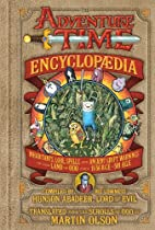 The Adventure Time Encyclopædia by Martin…