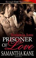 Prisoner of love by Samantha Kane