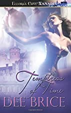 Temptress of Time by Dee Brice