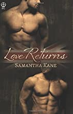 Love Returns (Brothers in Arms) by Samantha…