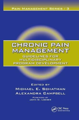 chronic-pain-management-guidelines-for-multidisciplinary-program-development