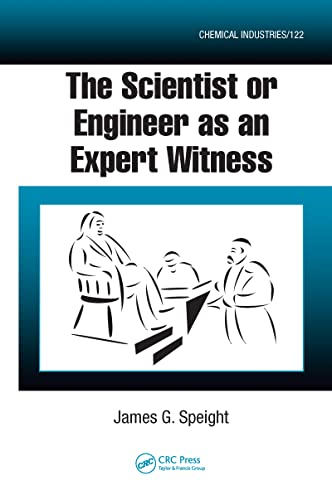 the-scientist-or-engineer-as-an-expert-witness-chemical-industries
