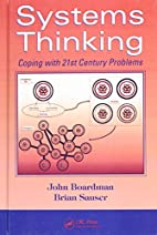 Systems Thinking: Coping with 21st Century…
