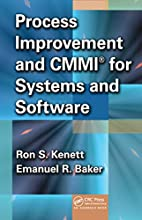 Process Improvement and CMMI® for…