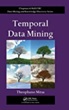 Temporal Data Mining (Chapman & Hall/CRC…