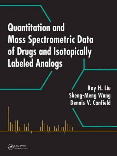 quantitation-and-mass-spectrometric-data-of-drugs-and-isotopically-labeled-analogs