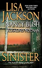 Sinister [Anthology 3-in-1] by Lisa Jackson