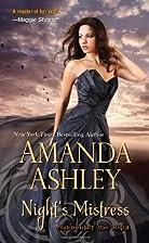 Night's Mistress by Amanda Ashley