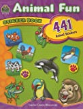 Teacher Created Resources: Animal Fun: Sticker Book [With 441 Animal Stickers]