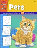 Walter Foster: Learn to Draw: Pets (Draw and Color (Walter Foster))
