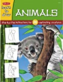 Walter Foster: Learn to Draw: Animals (Draw and Color (Teacher Created Resources))