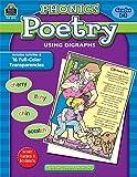 Carpenter, Patricia: Phonics Poetry Using Digraphs