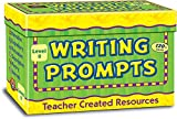 Teacher Created Resources: Writing Prompts Cards, Level 8