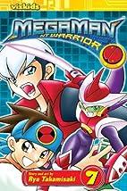 MegaMan NT Warrior, Vol. 7 by Ryo Takamisaki