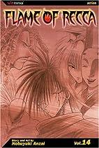Flame of Recca, Volume 14 by Nobuyuki Anzai