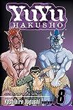 Togashi, Yoshihiro: YuYu Hakusho, Vol. 8