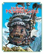 Howls Moving Castle Picture Book by Hayao…