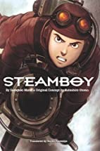 Steamboy (Novel), Volume 1 (Steam Boy…