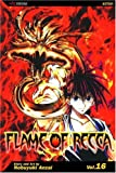 Anzai, Nobuyuki: Flame of Recca, Vol. 16 (v. 16)