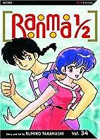 Ranma 1/2, Volume 34 by Rumiko Takahashi