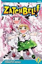 Zatch Bell! Volume 8 by Makoto Raiku