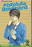 Watase, Yuu: Absolute Boyfriend, Vol. 2