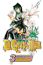D.Gray-Man, Vol. 3 by Katsura Hoshino