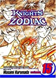 Kurumada, Masami: Knights of the Zodiac 15