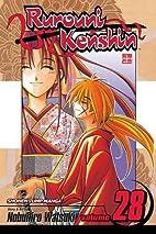 Rurouni Kenshin, Volume 28: Toward a New Era…