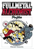 Arakawa, Hiromu: Fullmetal Alchemist Profiles 1