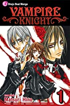 Vampire Knight, Volume 1 by Matsuri Hino