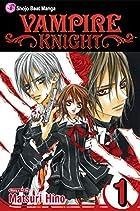 Vampire Knight, Volume 1 by Matsuri Hino
