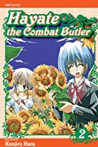 Hayate the Combat Butler, Vol. 2 (v. 2) by…