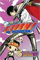 Reborn!, Volume 5 by Akira Amano