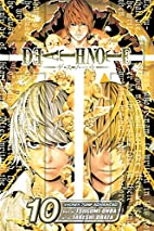 Death Note, Volume 10: Deletion by Tsugumi…