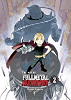 The Art of Fullmetal Alchemist 2 by Hiromu…