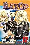 Kentaro Yabuki: Black Cat, Volume 12 (Black Cat (Graphic Novels))