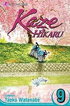 Kaze Hikaru, Volume 9 by Taeko Watanabe