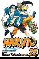 Naruto, Volume 22 by Masashi Kishimoto