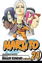 Naruto, Volume 24 by Masashi Kishimoto