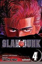 Slam Dunk, Vol. 4 by Takehiko Inoue